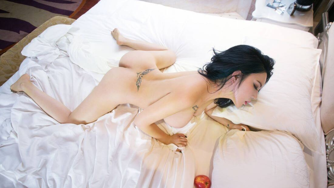 Hot Asian Cam Girl